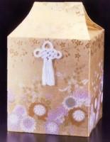 段織金彩菊覆い