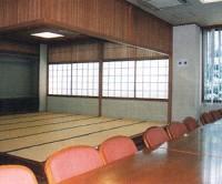 所沢斎場内観写真